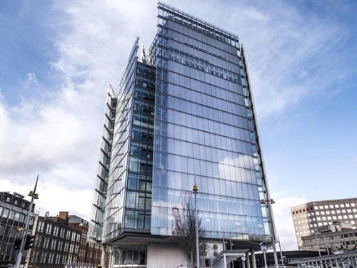 Office space for rent London Exterior