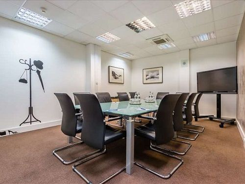 Office space Central London Meeting Room