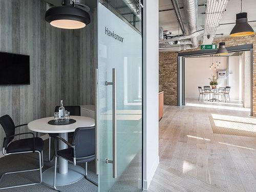 Office space Central London Interior