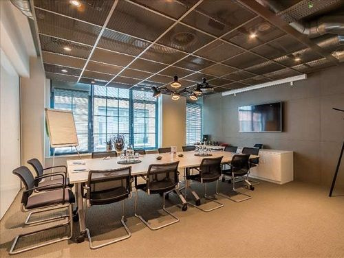 Office space Central London Board Room