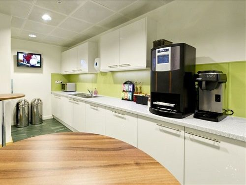 Offices for rent Central London Kitchen