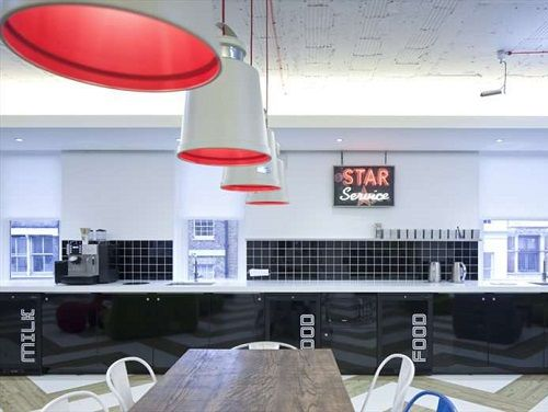 Office space to rent London Kitchen