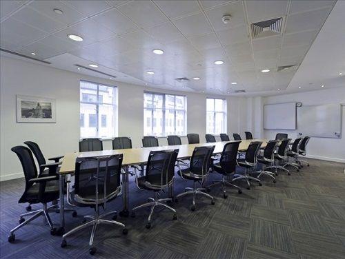 Office space rental London Board Room