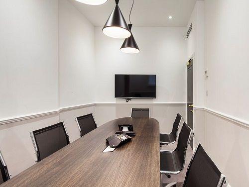 Office space rental London Meeting Room