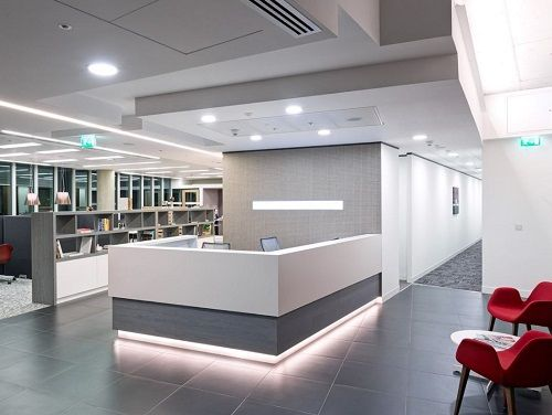 Office Central London Reception