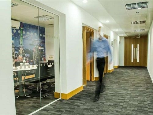 London office space to rent Corridor