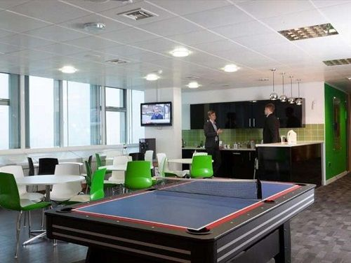 London office space to rent Break Area