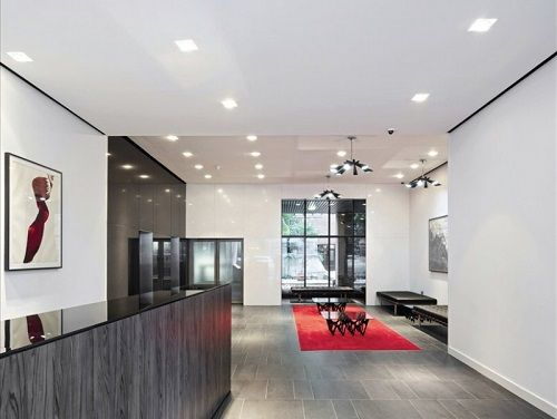 Central London offices Interior