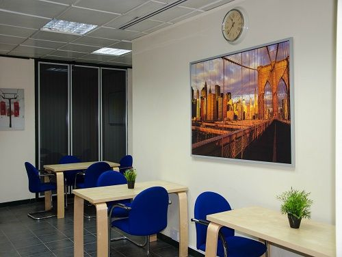 Central London offices Work Space