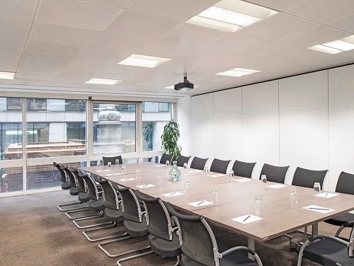 London serviced office space Meeting Room