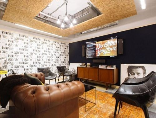 London serviced office space Conference Room