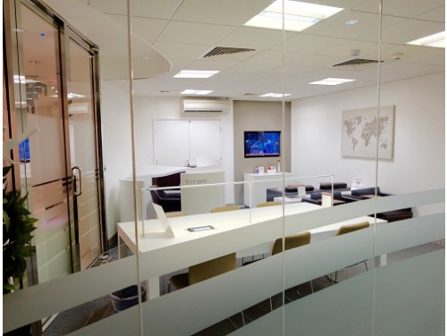 Office for rent London business lounge