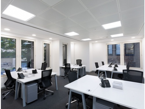 Serviced offices in London Office suite