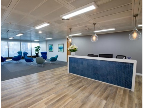 Offices to rent Central London Reception