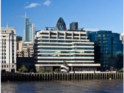 Offices to rent Central London Building Exterior
