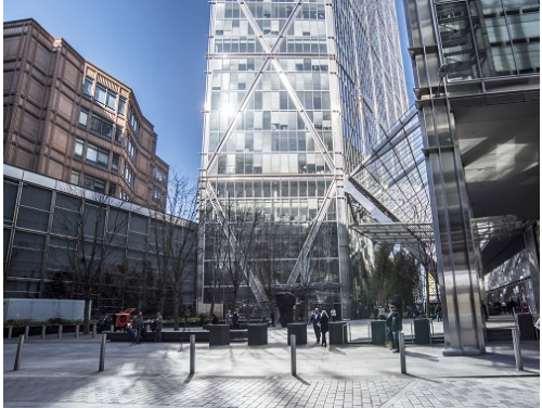 Office for rent in London External