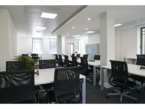 Serviced offices in London City