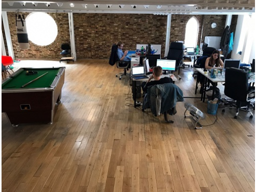 Neal street london offices 15275 for Covent garden pool table
