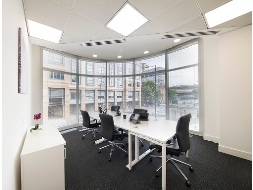 office space for rent London Queen Caroline Street Office Space