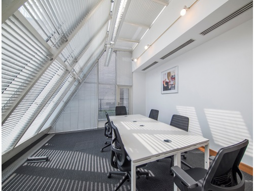 office space for rent London Queen Caroline Street Office