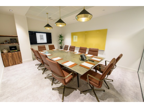 50 Sloane Avenue Meeting Room