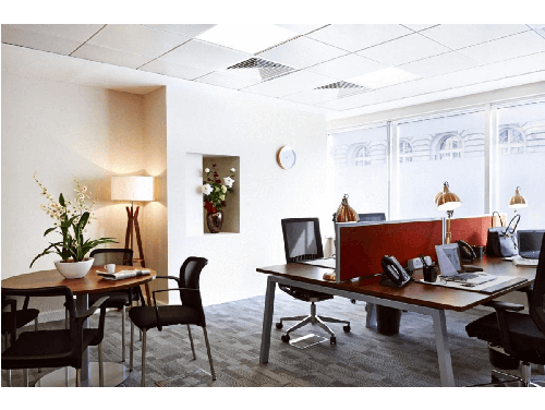 James's Square Serviced Offices