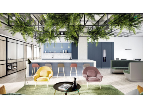 Professional, flexible workspaces in of Soho