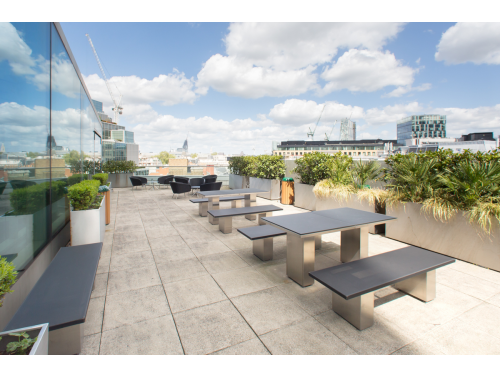 Old Broad Street Roof Terrace