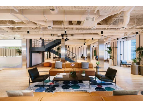 WeWork Meeting Space