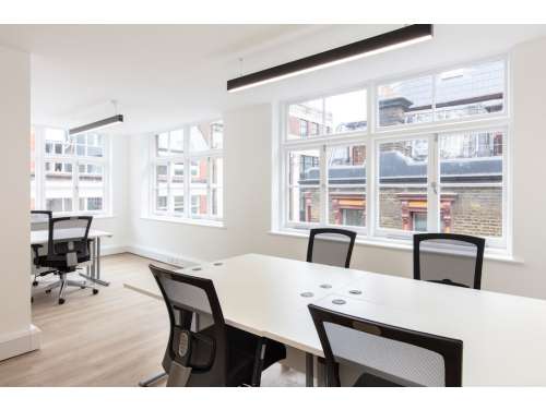 Broadwick Street Office Space to Rent
