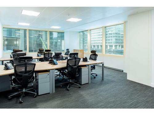 Orega-Canary-Wharf-Office